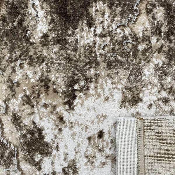 Акрилен килим - Вега 6742 Бежов - детайл - 3