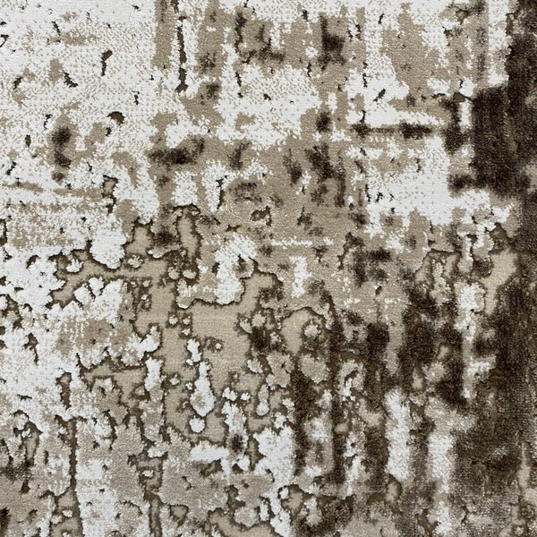 Акрилен килим - Вега 8126 Бежов - детайл - 1