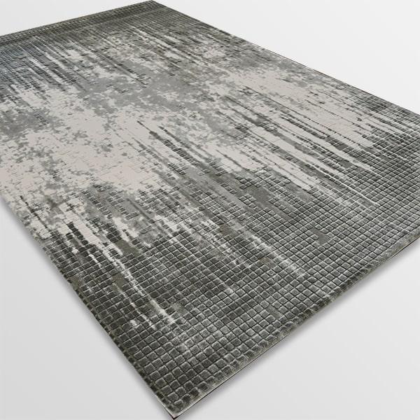 Акрилен килим - Вега 8376 Сив