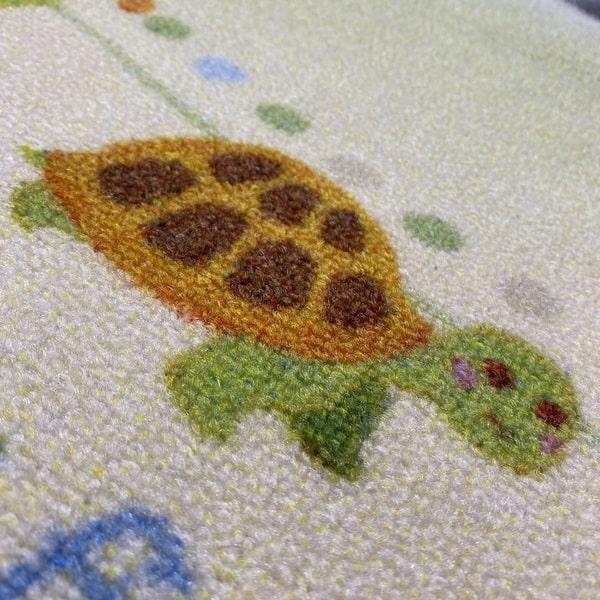 Детски килим – Бейби Пух 405 - детайл - 2