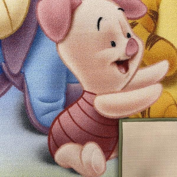 Детски килим – Бейби Пух 405 - детайл - 3