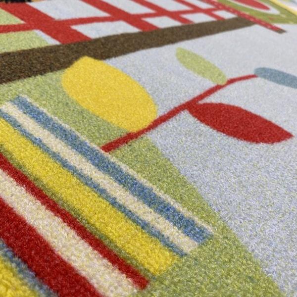 Детски килим – Бейби Пух 410 - детайл - 2