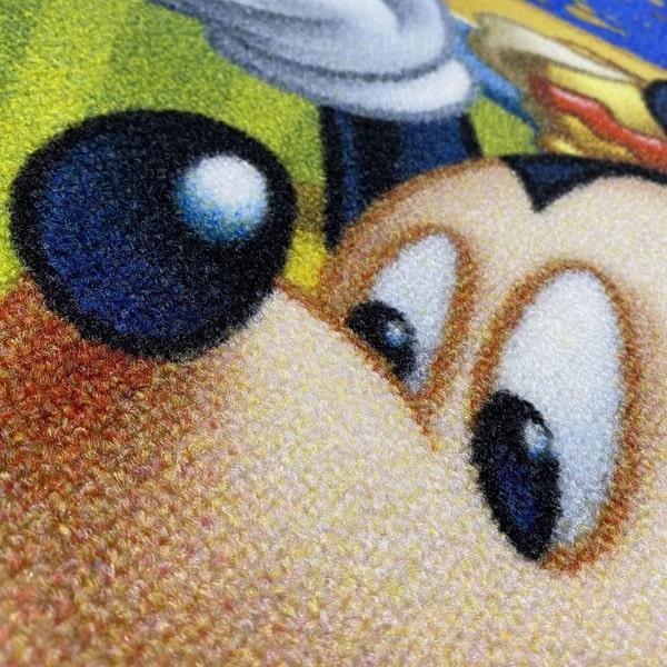Детски килим – Мики Маус 12 - детайл - 2