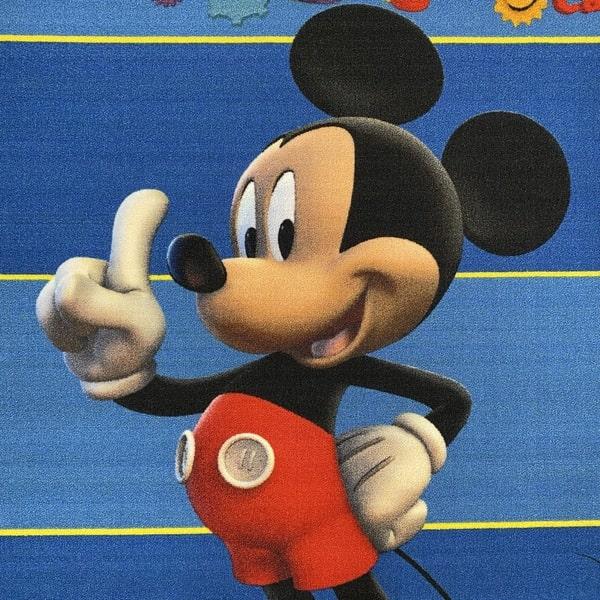 Детски килим – Мики Маус 14 - детайл - 1