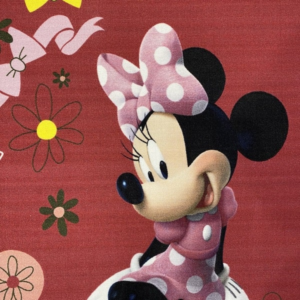 Детски килим – Мини Маус 34 - детайл - 1