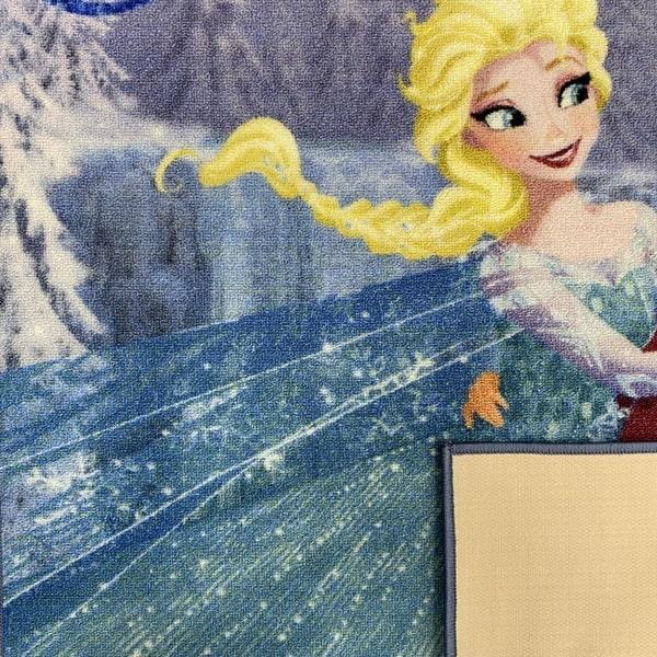 Детски килим – Замръзналото Кралство 3 - детайл - 3