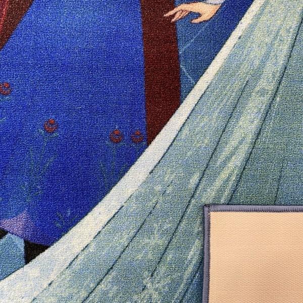 Детски килим – Замръзналото Кралство 7 - детайл - 3