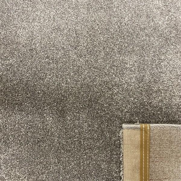 Едноцветен килим - Бела Сив - детайл - 3