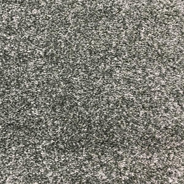 Едноцветен килим - Бела Зелен - детайл - 1
