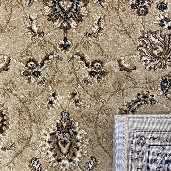 Класически килим – Корона 1803 Бежов - детайл - 3