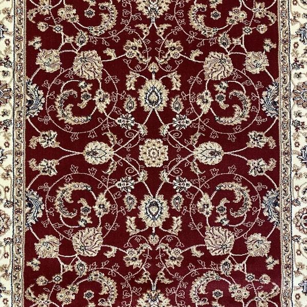 Класически килим – Корона 1803 Червен - детайл - 1