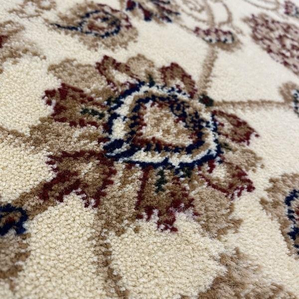 Класически килим – Корона 1803 Крем - детайл - 2