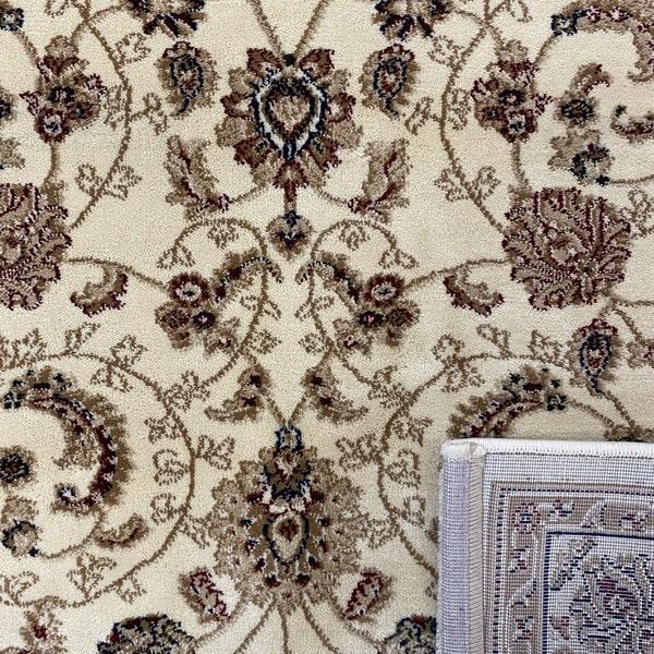 Класически килим – Корона 1803 Крем - детайл - 3