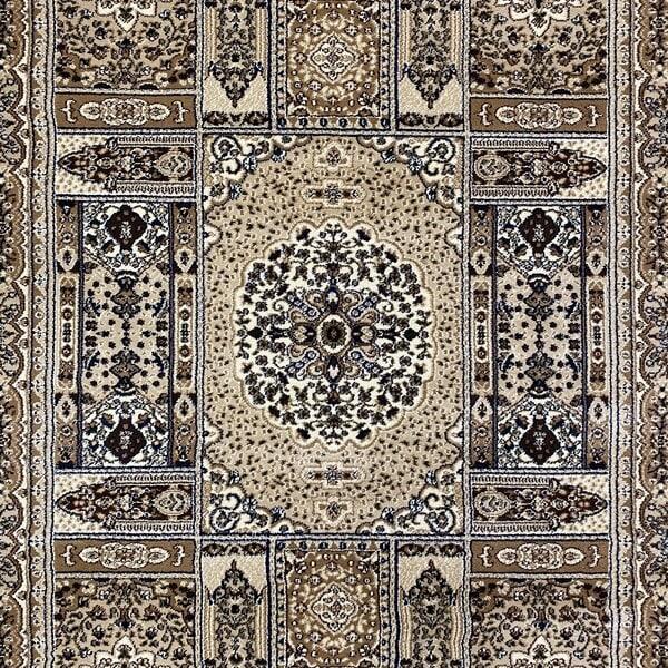 Класически килим – Корона 268 Бежов - детайл - 1