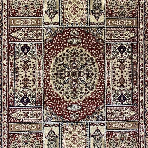 Класически килим – Корона 268 Червен - детайл - 1