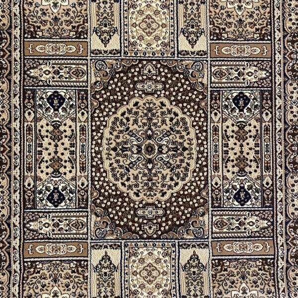Класически килим – Корона 268 Кафяв - детайл - 1