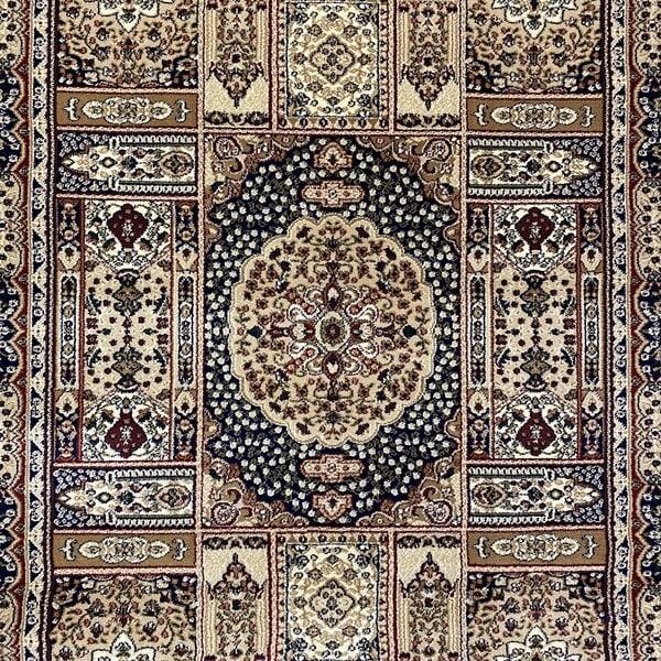Класически килим – Корона 268 Син - детайл - 1