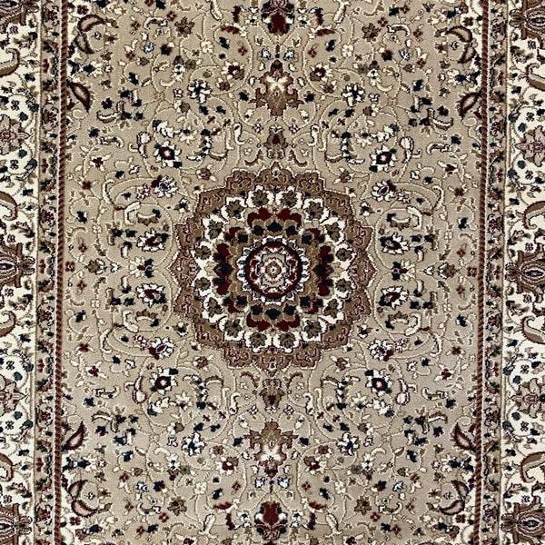 Класически килим – Корона 4306 Бежов - детайл 1