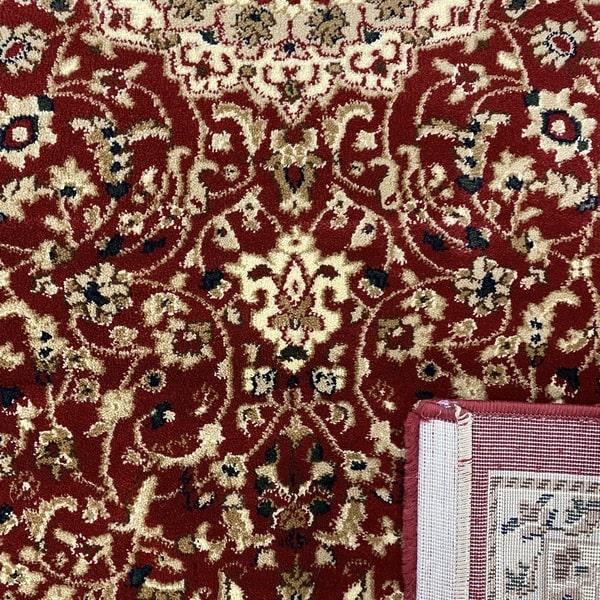 Класически килим – Корона 4306 Червен - детайл - 3