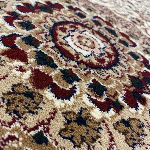 Класически килим – Корона 4306 Крем - детайл - 2