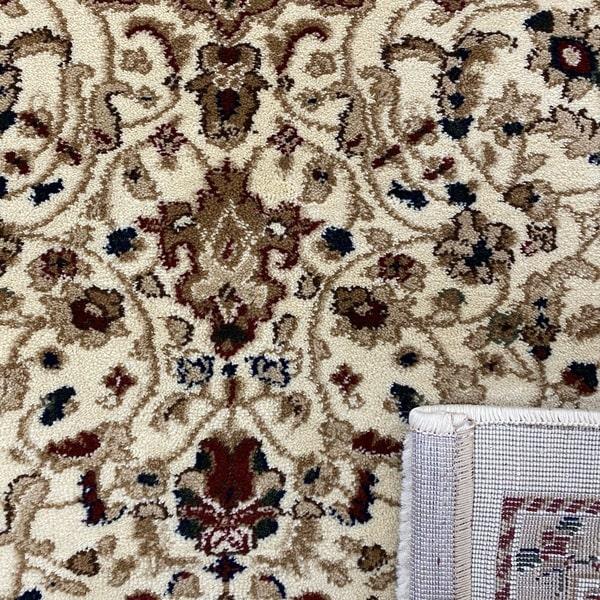 Класически килим – Корона 4306 Крем - детайл - 3