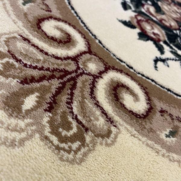 Класически килим – Корона 5261 Крем - детайл - 2