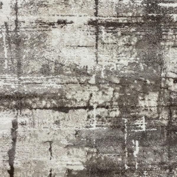 Модерен килим - Атлас 878 Тъмен Визон - детайл - 1