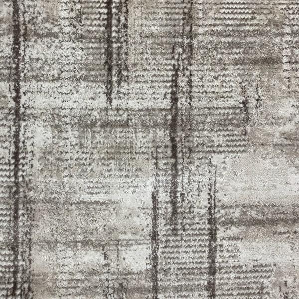 Модерен килим - Атлас 892 Тъмен Визон - детайл - 1
