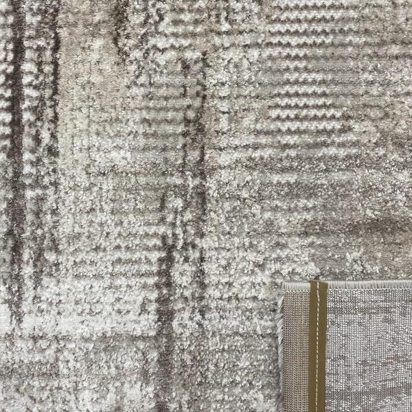 Модерен килим - Атлас 892 Тъмен Визон - детайл - 3