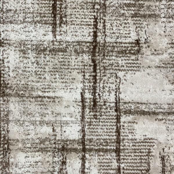 Модерен килим - Атлас 892 Тъмно Кафяв - детайл - 1