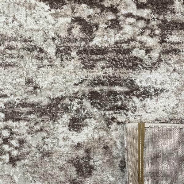 Модерен килим - Атлас 894 Тъмен Визон - детайл - 3