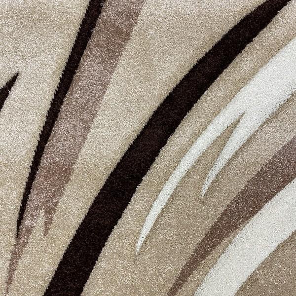 Модерен килим - Дрийм 2175 Бежов - детайл - 1
