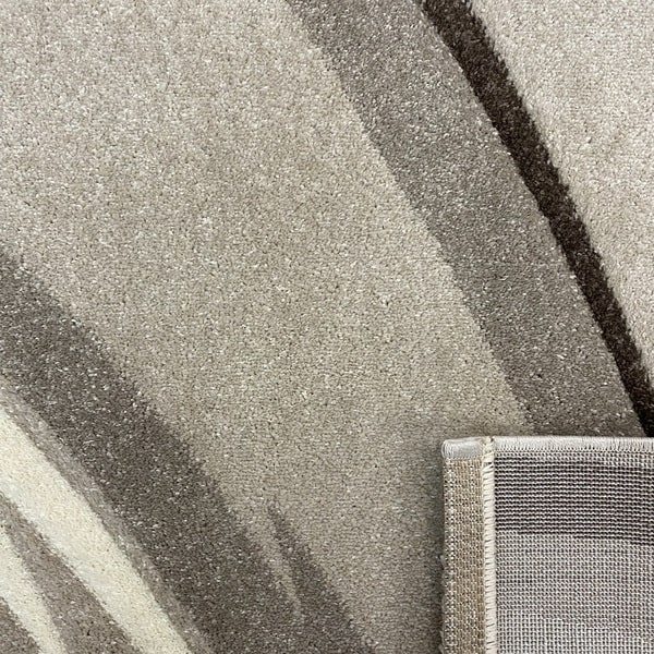 Модерен килим - Дрийм 2175 Визон - детайл - 3