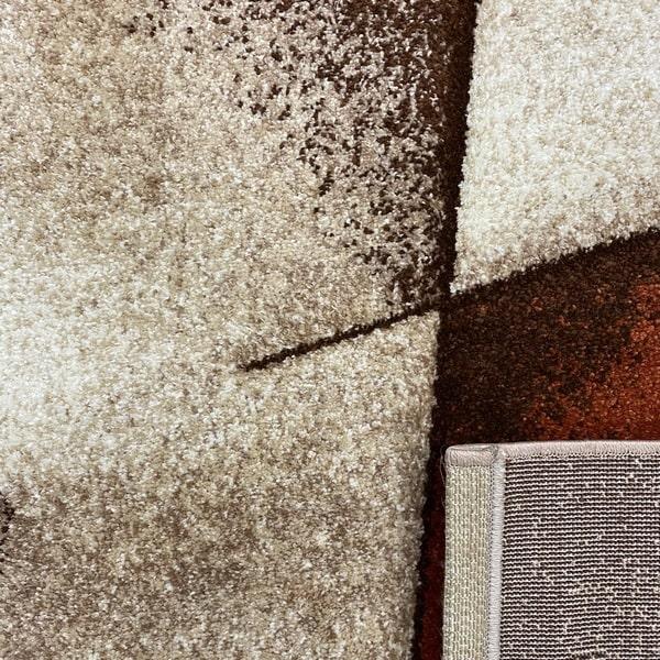 Модерен килим - Дрийм 7840 Брик - детайл - 3
