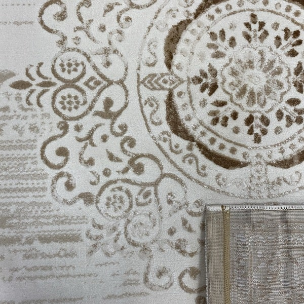 Модерен килим - Лора 7750 - детайл - 3
