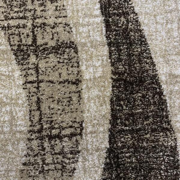Модерен килим - Прима 7784 Бежов - детайл - 1
