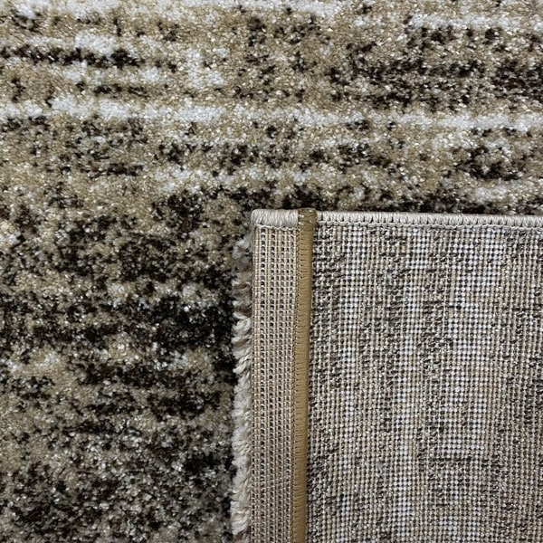 Модерен килим - Прима 7989 Бежов - детайл - 3