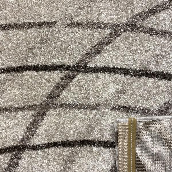 Модерен килим - Сена 1320 Камел - детайл - 3