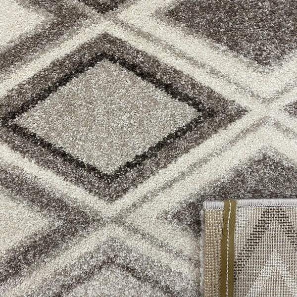 Модерен килим - Сена 1323 Камел - детайл - 3