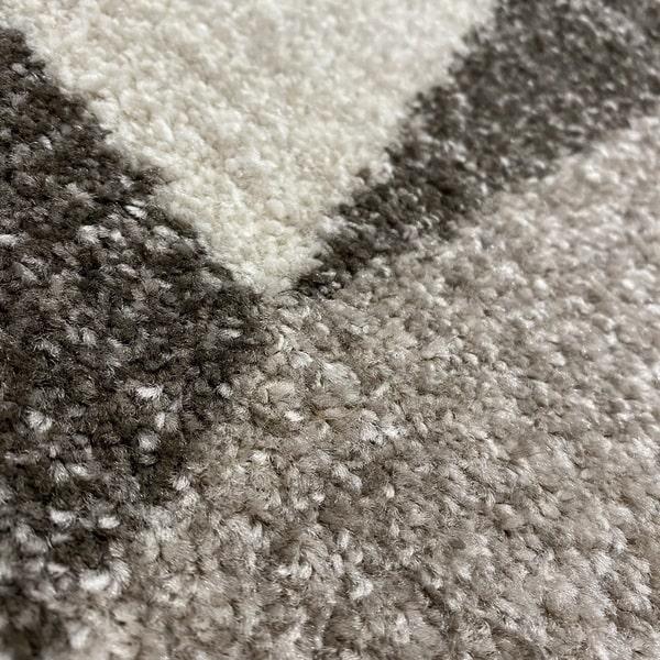 Модерен килим - Сена 1331 Камел - детайл - 2