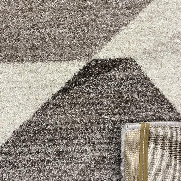 Модерен килим - Сена 1331 Камел - детайл - 3