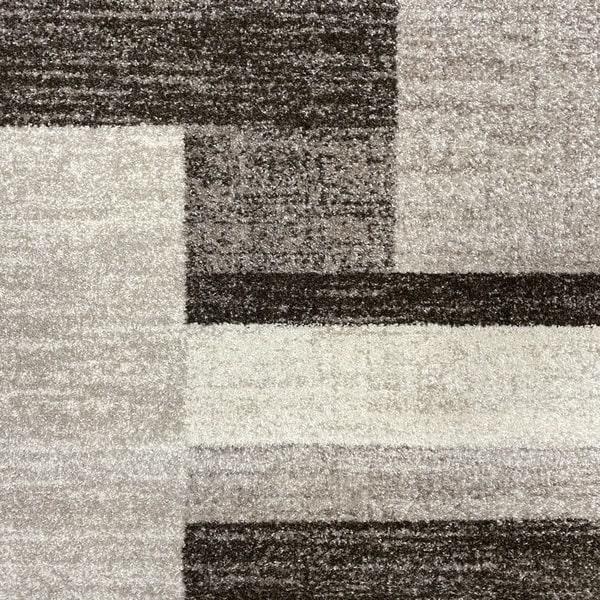 Модерен килим - Сена 1354 Камел - детайл - 1