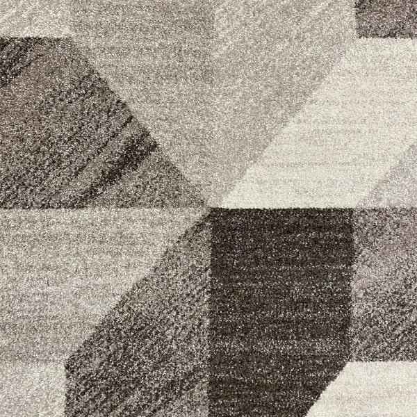 Модерен килим - Сена 1355 Камел - детайл - 1