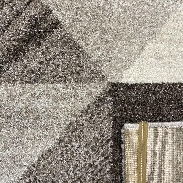 Модерен килим - Сена 1355 Камел - детайл - 3