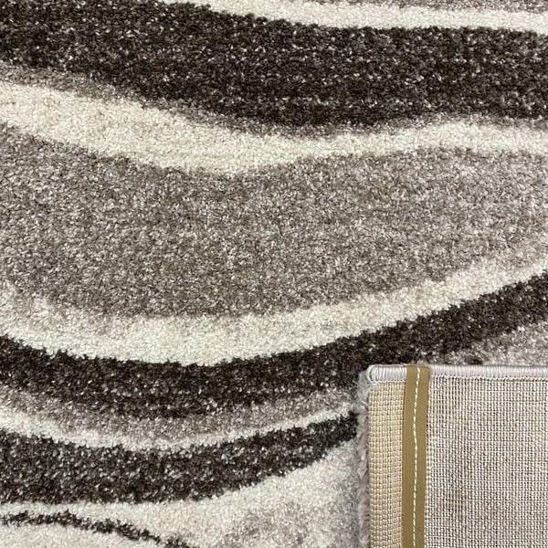 Модерен килим - Сена 1369 Камел - детайл - 3