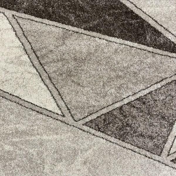 Модерен килим - Сена 1377 Камел - детайл - 1