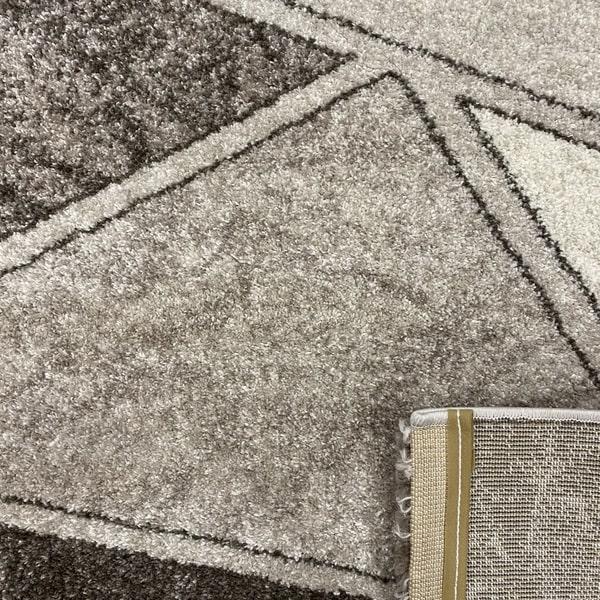 Модерен килим - Сена 1377 Камел - детайл - 3
