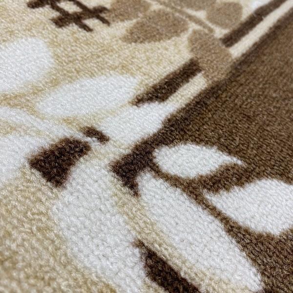 Мокетен килим - 1812 - детайл - 2
