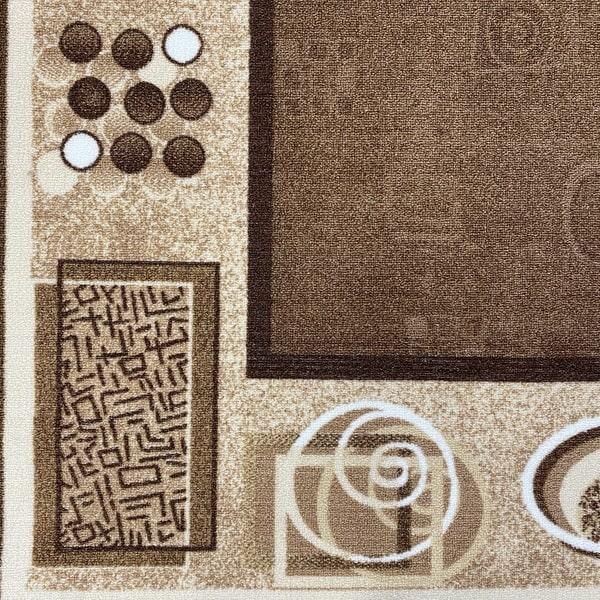 Мокетен килим - 1815 - детайл - 1