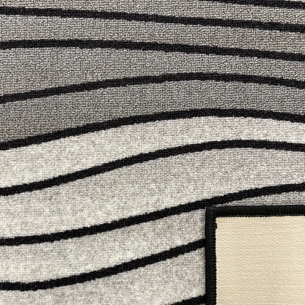 Мокетен килим - 1817 Сив - детайл - 3